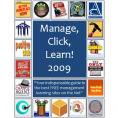 100 Best e-Learning Websites: MANAGE, CLICK, LEARN 2009 (free e-book - download)