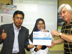 Best Innovation Trainings in Malaysia, Innompic Games, Vadim Kotelnikov, Othman Ismail