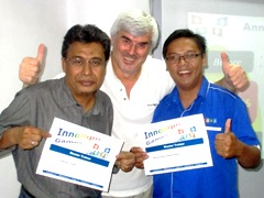 Malaysia Best Business Trainers, Innovation Consultants