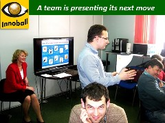Best Innovation Training, Innoball, #Innovation Football simulation #game, Innopreneur, Vadim Kotelnikov