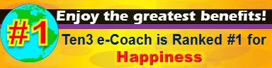 #1 Happiness Site - Inspirational e-Coach by Vadim Kotelnikov
