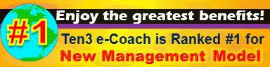 #1 Management Site - Ten3 Business e-Coach by Vadim Kotelnikov