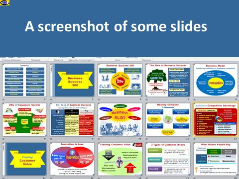 Business Guru PowerPoint slides dwonload