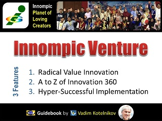 INNOMPIC VENTURE guidebook by Vadim Kotelnikov free download