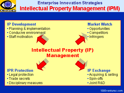 Intellectual Property Management Free Business E Coach