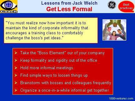 Life Based Leadership Principles From Jack Welch Case Study Solution & Analysis