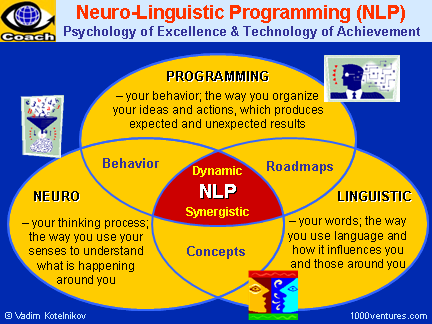 NLP - Neuro Linguistic Programming - the New Technology of Achievement and Psychology of Excellence