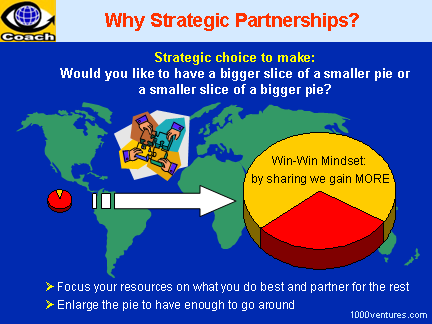 relationship marketing and strategic alliances