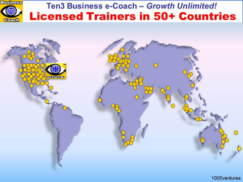 Ten3 Licensed Trainers