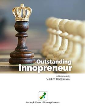 OUTSTANDING INNOPRENEUR e-book by Vadim Kotelnikov download, Innovation Chesss