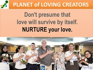 Nurture Your Love Vadim Kotelnikov quotes Innompic Games 2018 Malaysia Planet of Loving Creators