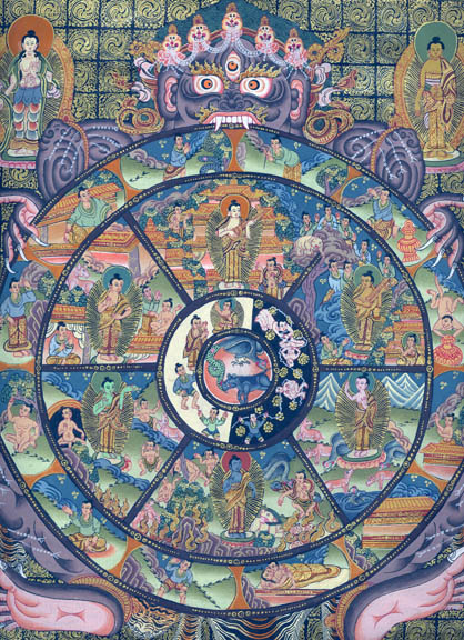 a discussion on the existence of ultimate truth What we are going to discuss now is about its true nature  to realise the truth,  we have to contemplate and observe our worldly existence  from the smallest  particles to the biggest matter, there exists no absolute independent identity.